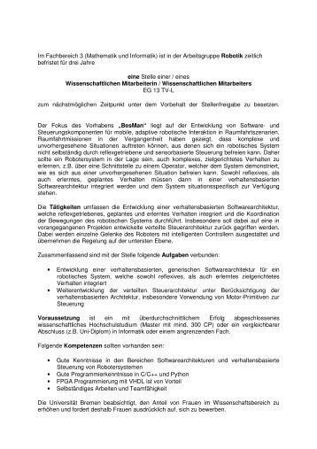 Kennziffer A 05/12 (application/pdf 42.5 KB) - FB3 - Uni Bremen ...