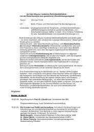 Programm - AjBD
