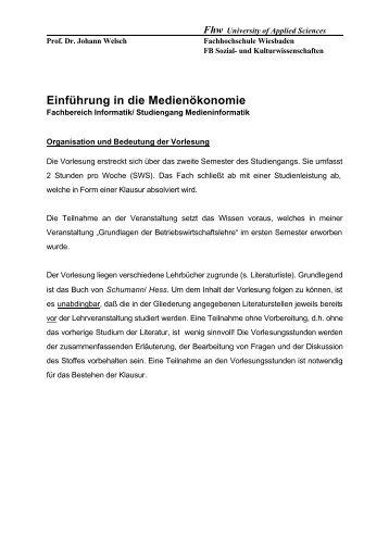 und Beschreibungen - von Prof. Dr. Johann Welsch