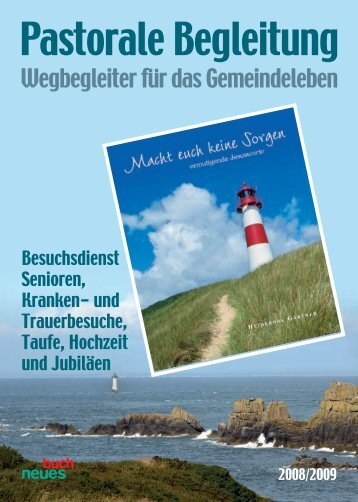 Wegbegleiter für das Gemeindeleben - Theologische Buchhandlung ...
