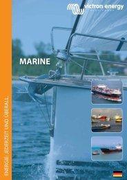 Brochure Victron Energy Marine - Yabonet Yachtshop
