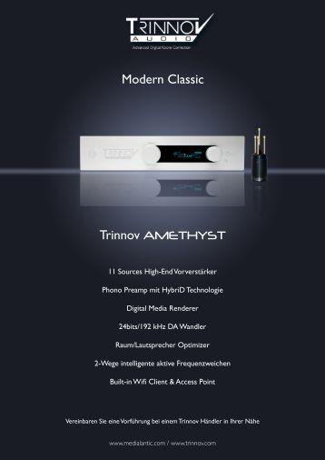 Trinnov AMETHYST Modern Classic - Trinnov Audio