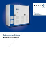 Handbuch - Photovoltaik Forum
