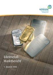 download - Precious Metals Management - Umicore