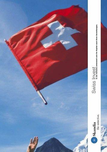 Swiss Invest - Skandia