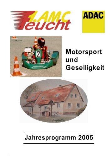 Ausgabe 2005 (3,1 MB pdf) - AMC Feucht