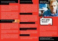 Flyer zur Rente mit 67 (PDF) - IG Metall