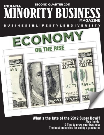 2nd Quarter - Economy on the Rise - Indiana Minority Business ...
