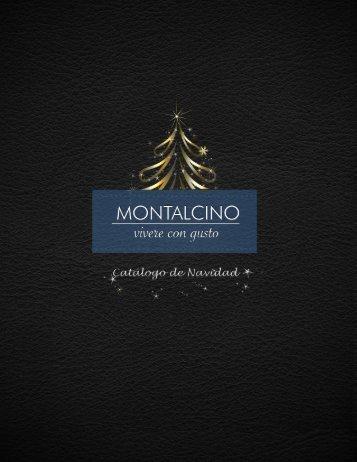Montalcino Catálogo de Navidad
