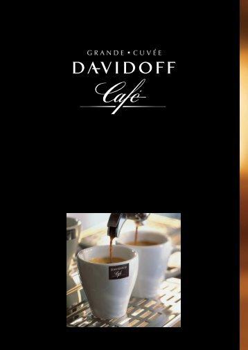 Produktinformationen Davidoff jetzt direkt herunterladen