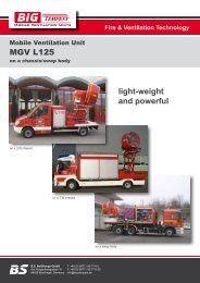 MGV L125 light-weight and powerful - Big Tempest