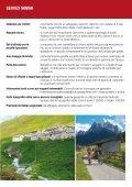 accOGlieNZa Per ciclOtUristi - Ciclo Dolomiti - Page 7