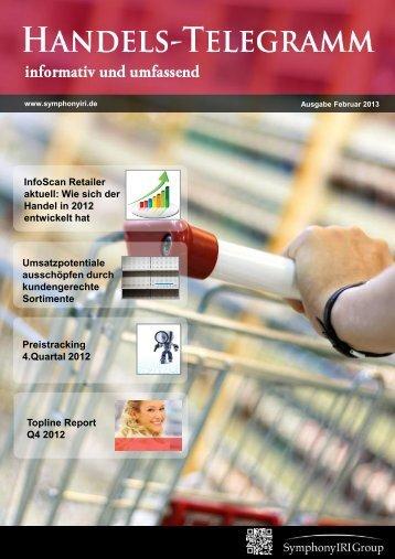Handels-Telegramm-02-2013 - IRI