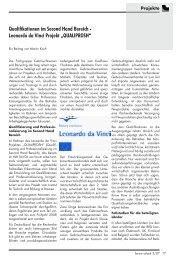 Qualifikationen im Second Hand Bereich - Leonardo ... - qualiprosh.eu