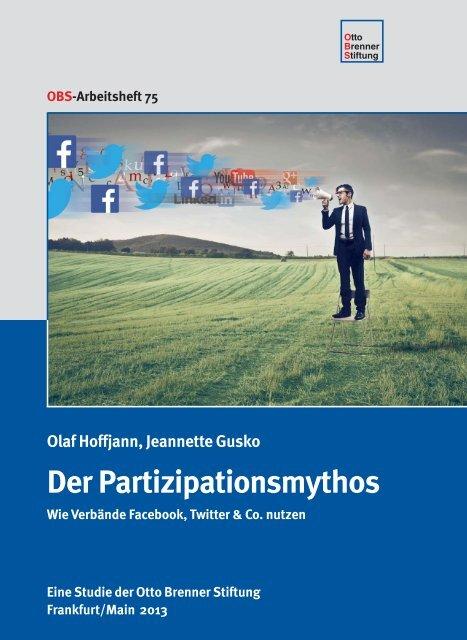 Der Partizipationsmythos - Otto Brenner Shop