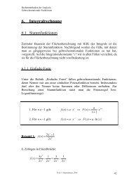 Gebrochenrationale Funktionen Kapitel 6\374