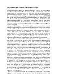 """Leseprobe aus dem Kapitel 4 """"Abenteuer ... - Hans Steinhagen"""