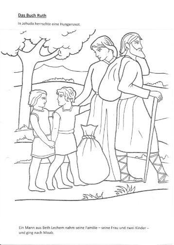 Das Buch Ruth - zwst hadracha