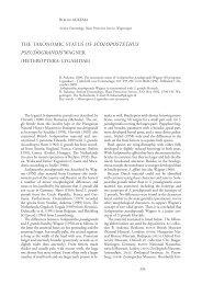 Tijdschrift voor Entomologie 143: 295-296