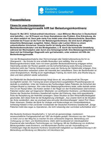 beckenbodengymnastik magazine. Black Bedroom Furniture Sets. Home Design Ideas