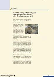 Erfahrungsbericht eines Deckungsnehmers - AGA-Portal