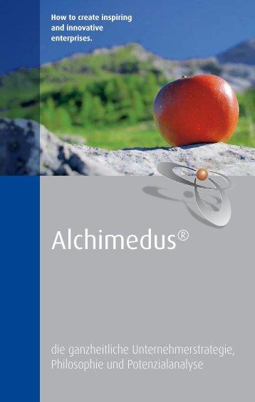 die Alchimedus-Potenzialanalyse