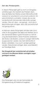 Pilotprojekt Bellacher-Weiher - Seite 3