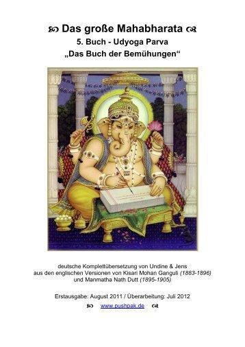 PDF 1.6MB - Das Mahabharata - Pushpak