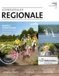 Download - die regionale 2013 - Südwestfalen