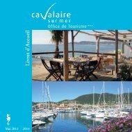 Livret d'A ccueil - Cavalaire-sur-Mer