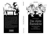 Die Akte Ramelow - Rosa-Luxemburg-Stiftung