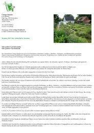 Katalog 2013 für winterharte Stauden - Cottage-stauden.de