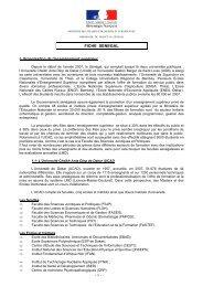 fiche senegal - France-Diplomatie-Ministère des Affaires étrangères