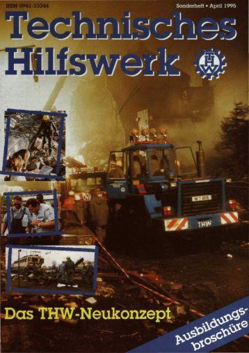Technischer Zug - THWhS
