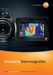 Download Industriethermografie - Testo