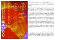 flyer.pdf (ZKM presentation German) - florian grond