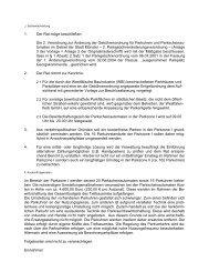 Beschluss - Tagesordnungspunkt 10 zur Sitzung 13.06.2007 23 ...