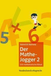 Leseprobe zum Titel: Der Mathe-Jogger 2 - Die Onleihe