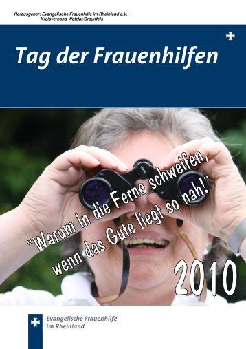 Download - Evangelische Frauen im Kirchenkreis Braunfels und ...