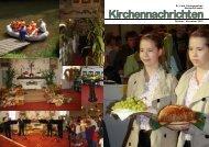 Kirchenblatt Oktober/November 2012 - Kirchgemeinde Neukirch