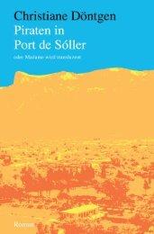 Download der Leseprobe als PDF - Piraten in Port de Sóller