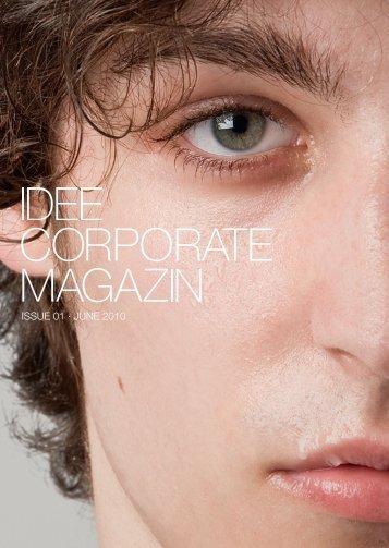 idee_magazin_print.indd - idee corporate