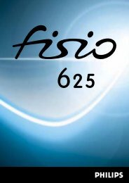 Fisio625_DE_4311 255 54132.book - Philips