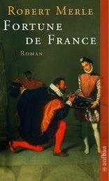 Robert, Merle_Fortune de France.qxp - Die Onleihe