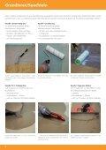Renovierungsfibel - Racofix Bauchemie - Seite 4