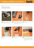 Renovierungsfibel - Racofix Bauchemie - Seite 7