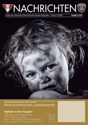 Heft 4/2012 - beim VÖAV