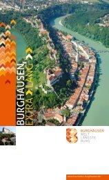 BUR GHAUSEN EXTRA LANG - Burghausen - Stadt Burghausen