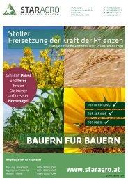 Ackerbauratgeber - Star Agro Deutschland GmbH