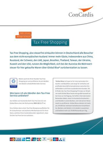 Online shopping tax